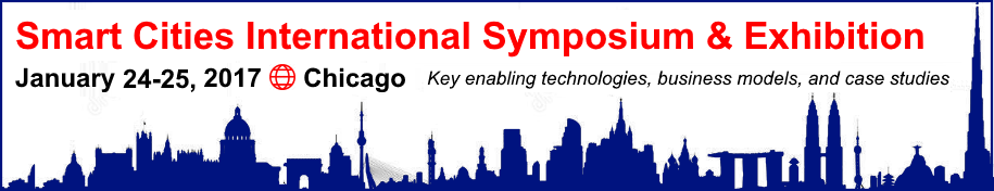 Smart Cities International Symposium & Exhibition 2017 - Chicago