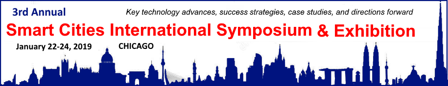2nd Annual Smart Cities International Symposium Coming to Chicago